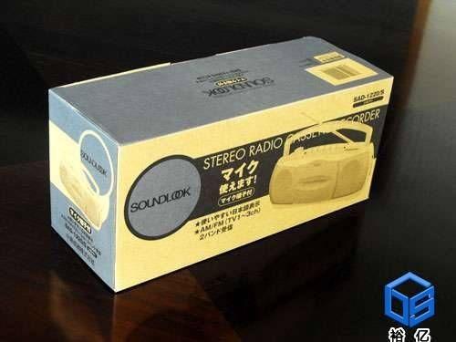 包装 包装设计 设计 音箱 音响 500_375
